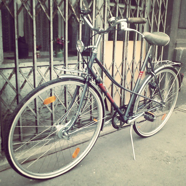 Hercules ladies' bike