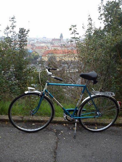 Motobécane vintage bike