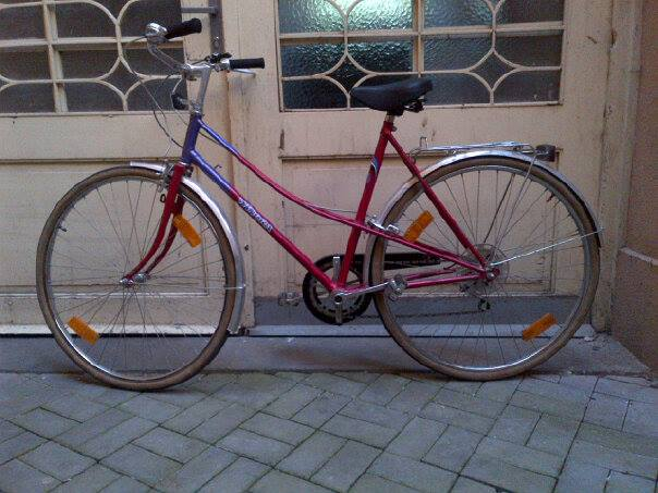Winora ladies bike