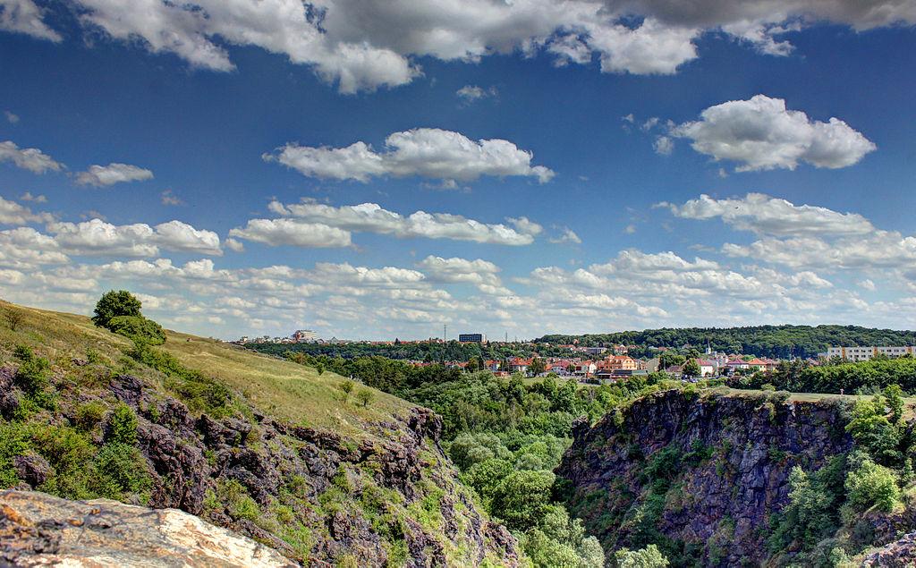 Šárka valley